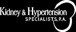Kidney & Hypertension Specialists Logo
